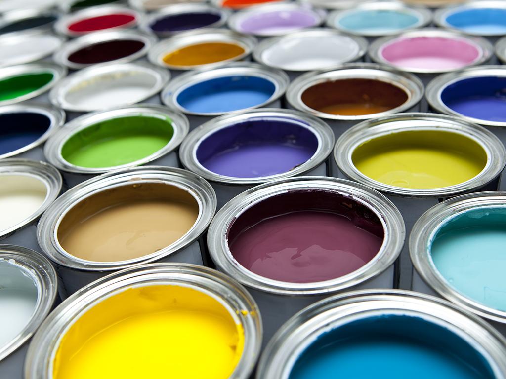 Pitture vernice e inchiostri